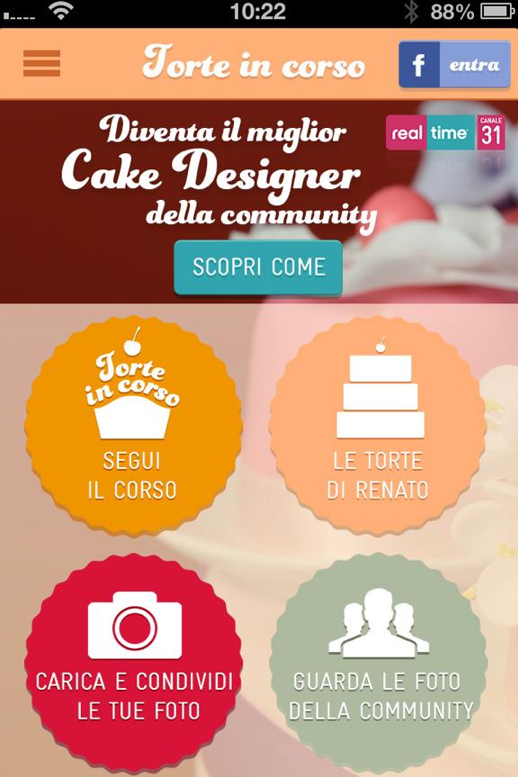Torte in ConCorso app 1