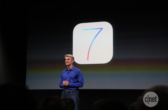 iOS7 Keynote 2013