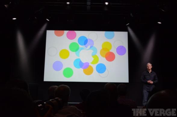 Keynote apple 2013
