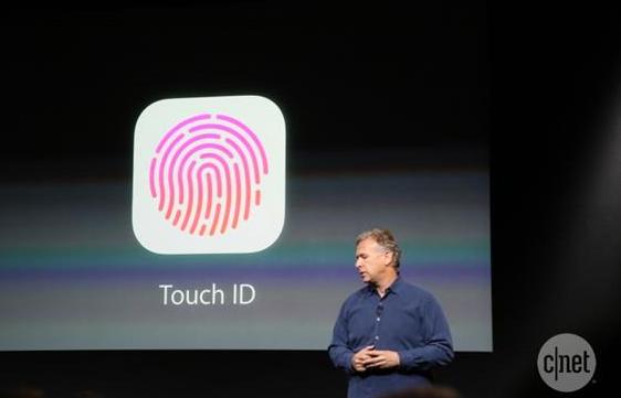 Touch ID sensore apple