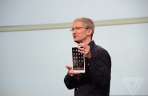 apple iPad air 2 2014