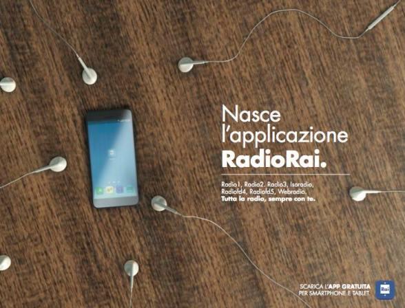 Radio RAI App immagine