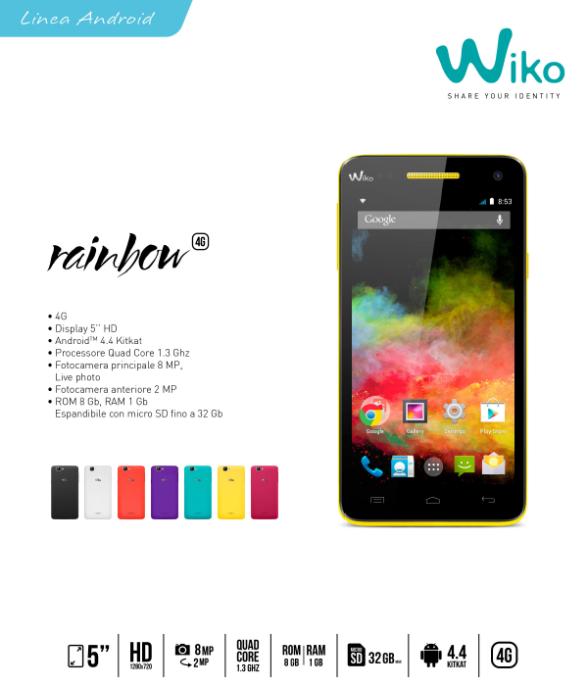 wiko 4G