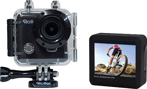 cs-Rollei Actioncam 410_UW und Display