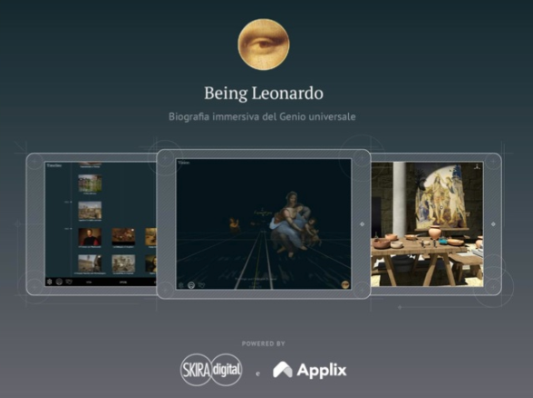 Being Leonardo