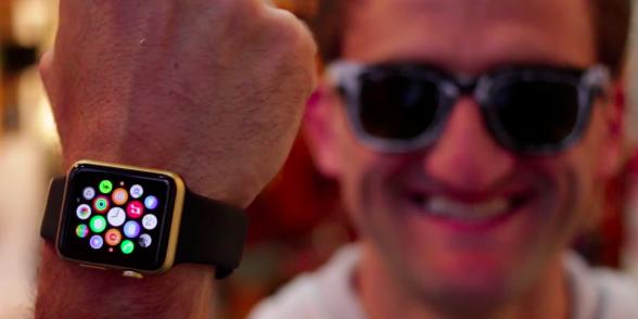 Casey Neistat-gold-apple-watch