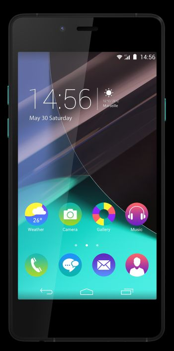 Wiko_HIGHWAY-PURE_bleen_front